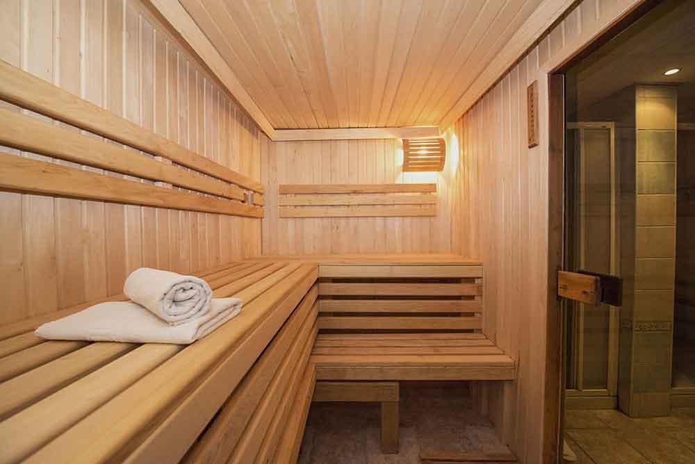 Wellness Antiaging Tipps Sauna Ofen Erholung